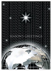 Reflection Holiday Card