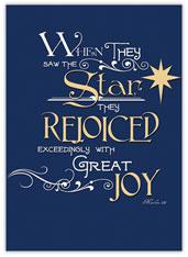 Jubilation! Holiday Card