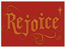 Red Religious Rejoice