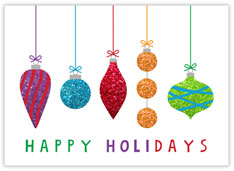 Jaunty Ornaments
