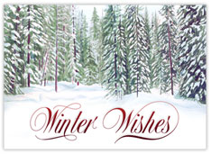 Winter Forest Wishes