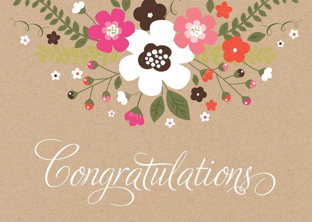 Congratulations Cards For Achievement