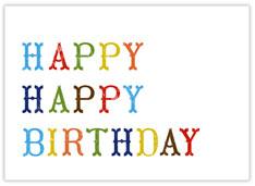 Happy Rainbow Birthday