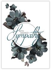 Cornflower Blue Sympathy
