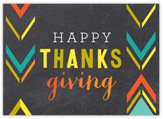 Thanksgiving Arrows