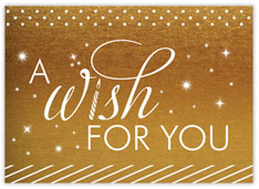 Golden Wishes For You
