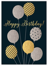Brilliant Birthday Balloons