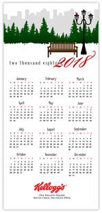 City Park Calendar