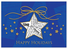 Bright Star Accounting Holiday Card