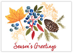 Simple Seasons Greetings
