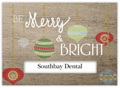 Merry & Bright DieCut