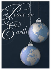 Global Peace on Earth