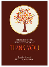 Business Tree of Thanks