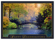 Beautiful Bridge of Thanks