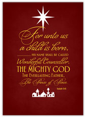 Prince of Peace Is Born