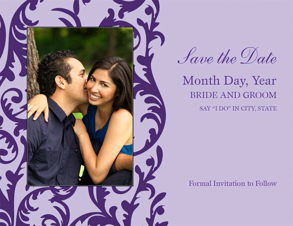 flirt dating save the date