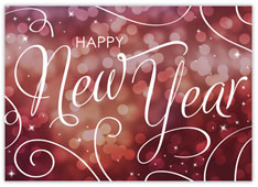Swirls of Life New Year