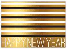 Bands of Gold New Year