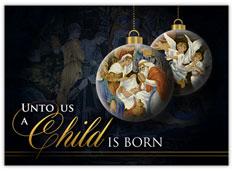 Angelic Christmas Ornament