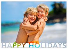 Vibrant Holiday Fizz