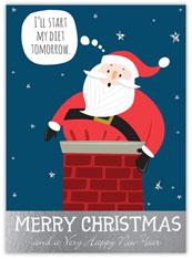 Procrastination Santa