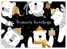 Polar Bear Club Greetings