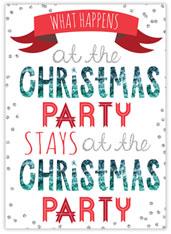 Christmas Party Secrets
