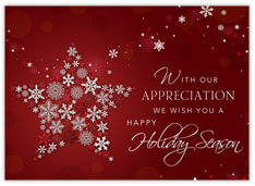 Holiday Star of Appreciation