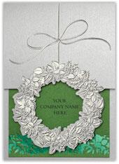 Silvery Wreath