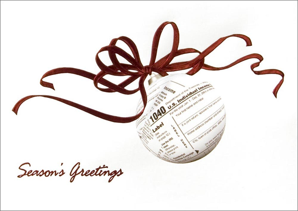 Home gt christmas cards gt professional occupation gt accountant