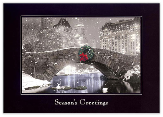 City Park Bridge - New York from CardsDirect