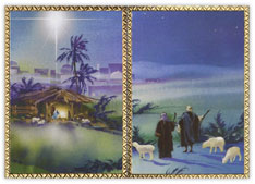 Nativity Gatefold