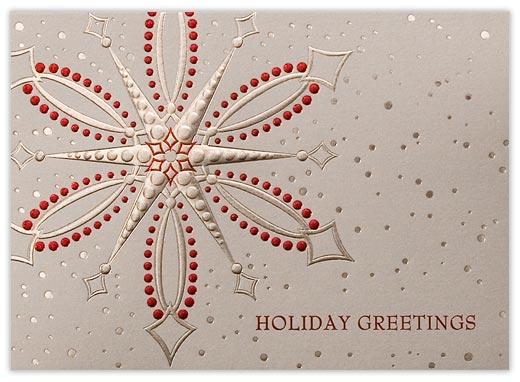 Snowflake Dazzler - Snowflake from CardsDirect