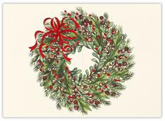 Gatefold Wreath