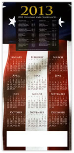 Patriotic Calendar