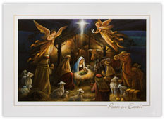 Radiant Nativity