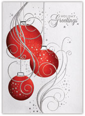 Holiday Shine Card