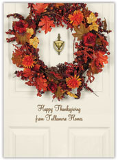 Thanksgiving Door