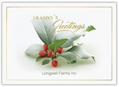 Holly Company Greetings