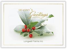 Holly Company Greetings