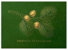 Glittering Evergreen