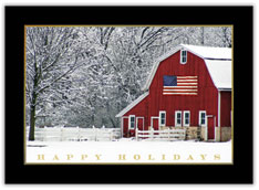 Holiday Barn