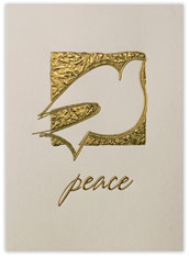 Golden Peace Dove