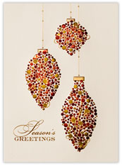 Detailed Colorful Ornaments