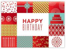 Birthday Elements Card