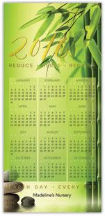 Eco Calendar Card