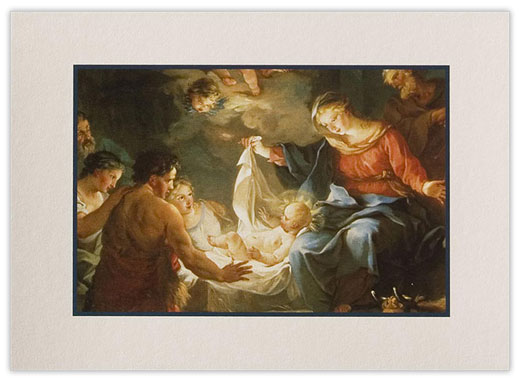 Adoration of the Shepherds - Religious from CardsDirect