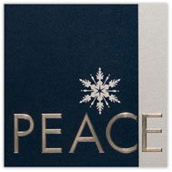 Peace Snowflake