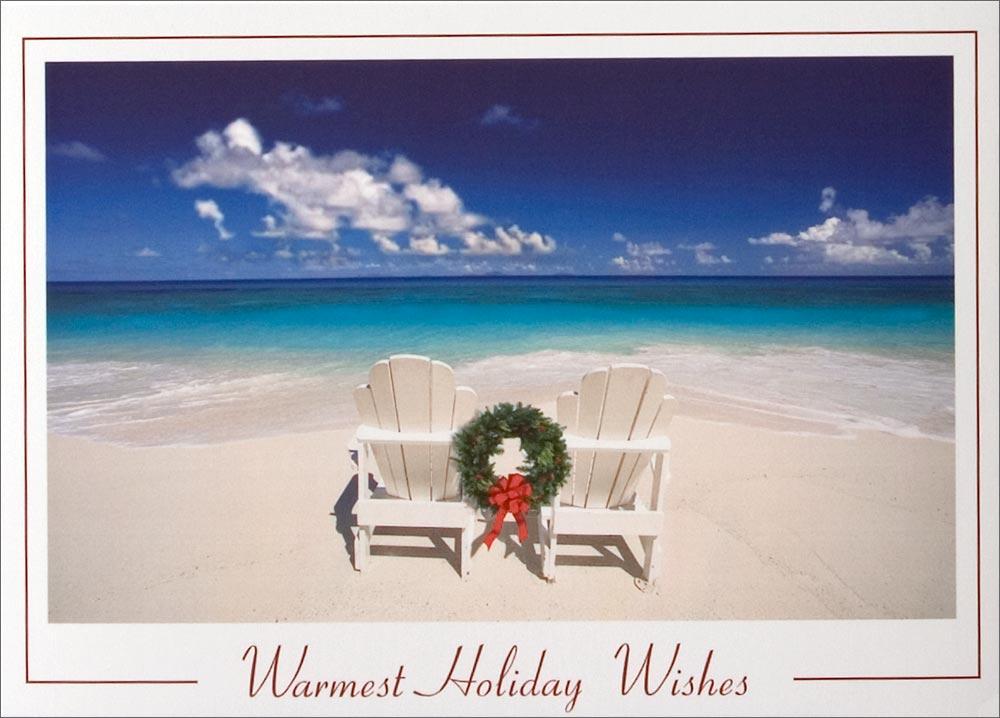 Birthday Card Sayings Beach : Seashore wishes tropical beach from cardsdirect