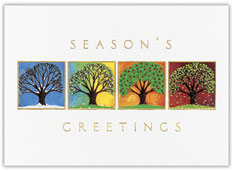 Changing Seasons Charity Card